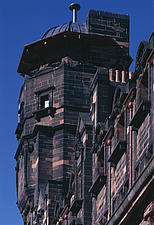 The Lighthouse, (formerly the Glasgow Herald warehouse, 1893), Glasgow, Scotland - 9414-170-1