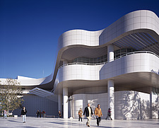The Getty Center, Los Angeles, California - 8515-270-1