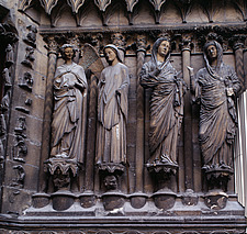Reims Cathedral - Marne, France - 37055-100-1
