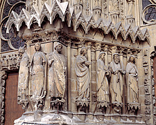 Reims Cathedral - Marne, France - 37055-120-1