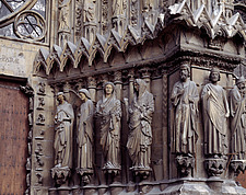 Reims Cathedral - Marne, France - 37055-130-1