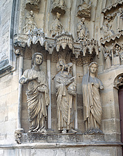 Reims Cathedral - Marne, France - 37055-60-1