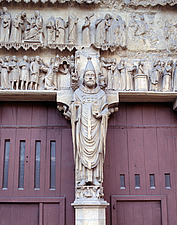 Reims Cathedral - Marne, France - 37055-70-1