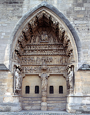Reims Cathedral - Marne, France - 37055-80-1