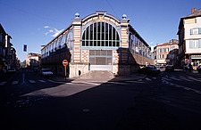 Albi - Market Hall - Languedoc, France - 37344-10-1