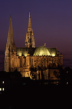 Chartres Cathedral - Eure-et-Loir, France - 37388-70-1