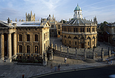 Sheldonian Theatre, Broad St, Oxford, England, 1662 - 1669 - 9271-10-1
