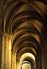 Durham Cathedral, Interior 12th Century - 9284-30-1