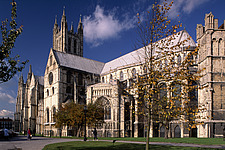 Canterbury Cathedral, Kent - 9285-10-1
