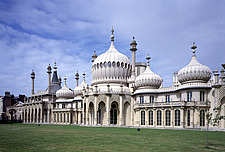 Brighton, Royal Pavilon - East Sussex, UK - 37516-10-1