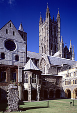 Canterbury Cathedral - Kent, UK - 37518-110-1
