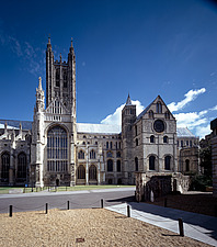 Canterbury Cathedral - Kent, UK - 37518-30-1