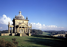 Castle Howard  - Temple of the four winds - North Yorkshire, UK - 37521-30-1