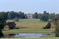Stowe  - English Landscaped Garden, Buckinghamshire - Buckinghamshire, UK - 37588-140-1