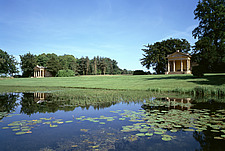 Stowe  - English Landscaped Garden, Buckinghamshire - Buckinghamshire, UK - 37588-50-1