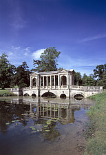 Stowe  - English Landscaped Garden, Buckinghamshire - Buckinghamshire, UK - 37588-90-1