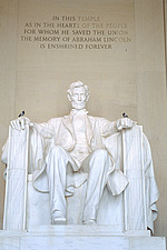 Washington, Lincoln Memorial - Washington D - 37704-10-1