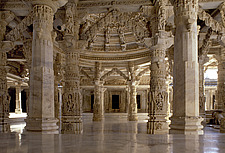 Mount Abu, Dilwara Temple - India - 37824-50-1