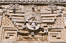 Uxmal, Gouverneurs Palace - Mexico - 37850-40-1