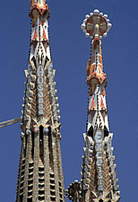 Barcelona Cathedral Sagrada Familia - Catalonia, Spain - 38118-10-1