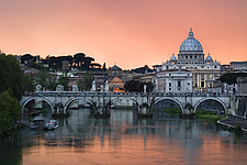 Ponte Sant'Angelo and St - 12174-10-1