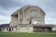 The Second Goetheanum, Dornach , near Basel - 38235-50-1