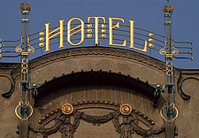Grand Hotel Europa, Wenceslas Square, Prague, 1903 - 1906 - 9498-460-1