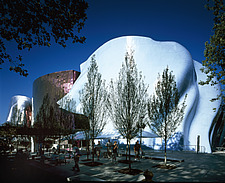 Experience Music Project in Seattle, Washington, USA, 2000 - 9650-230-1