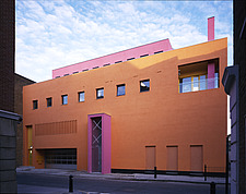 Zandra Rhodes Fashion and Textile Museum, Bermondsey, London, SE1 (Penthouse on roof) - 9967-10-1
