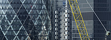 28 St Mary Axe and Lloyds of London, City of London - 11330-90-1