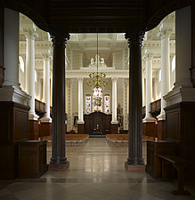 Christ Church, Spitalfields, London - 11332-10-1
