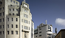 BBC Broadcasting House, Portland Place, London - 11335-90-1