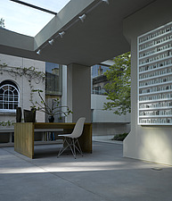 New Art Centre Extension, Roche Court, Wiltshire - 12332-80-1