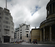 BBC Broadcasting House and Portland Place, London - 11357-30-1