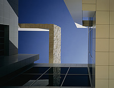 The Getty Center, Los Angeles, California - 8515-40-1