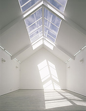 Antony Gormley Studio, London - 10673-120-1