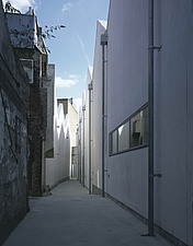 Antony Gormley Studio, London - 10673-130-1