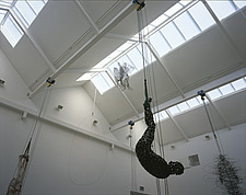 Antony Gormley Studio, London - 10673-210-1