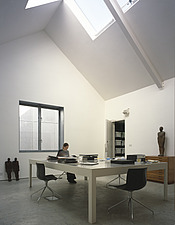 Antony Gormley Studio, London - 10673-240-1