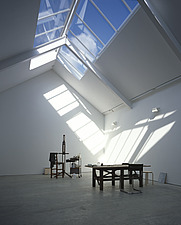 Antony Gormley Studio, London - 10673-260-1
