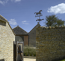 Renovated Barn, Westwell Manor, Oxfordshire - 12381-190-1
