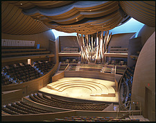 Walt Disney Concert Hall, Downtown Los Angeles - 10675-190-1