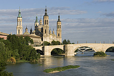Basilica-Cathedral of Our Lady of the Pillar, Zaragoza - 12399-10-1