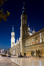 Basilica-Cathedral of Our Lady of the Pillar, Zaragoza - 12399-100-1