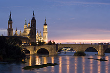 Basilica-Cathedral of Our Lady of the Pillar, Zaragoza - 12399-20-1