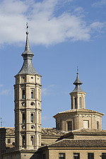 Church of San Juan de los Panetes, Zaragoza - 12399-280-1