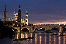 Basilica-Cathedral of Our Lady of the Pillar, Zaragoza - 12399-30-1