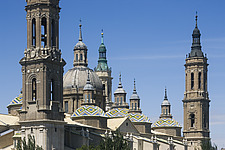 Basilica-Cathedral of Our Lady of the Pillar, Zaragoza - 12399-60-1