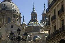 Basilica-Cathedral of Our Lady of the Pillar, Zaragoza - 12399-70-1