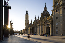 Basilica-Cathedral of Our Lady of the Pillar, Zaragoza - 12399-80-1